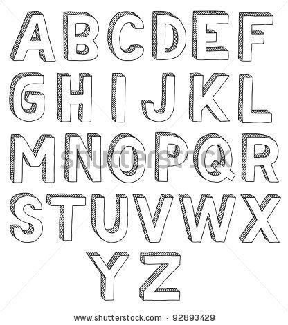 how to do doodle lettering 25 best ideas about cool fonts to draw on