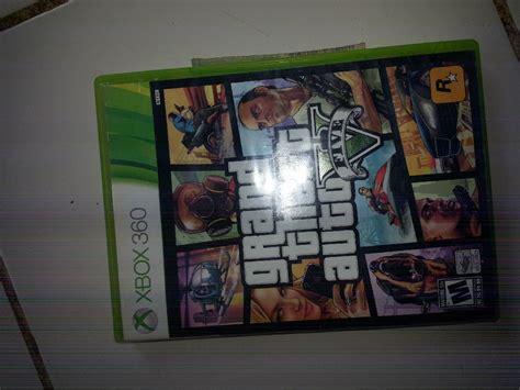 Xbox 360 Mit Gta 5 3920 xbox 360 mit gta 5 capa grand theft auto v gta 5 xbox 360