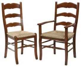 Traditional Dining Chair Country Ladder Back Dining Chair Traditional Dining Chairs Other Metro By The