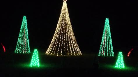 christmas tree lights outside outdoor christmas trees with