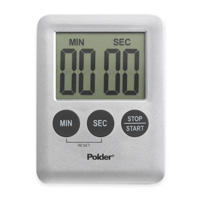 Kitchen Timer by Buy Kitchen Timers From Bed Bath Beyond