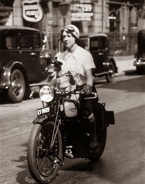 ladies motorbike a collection of 32 badass vintage photographs of women and