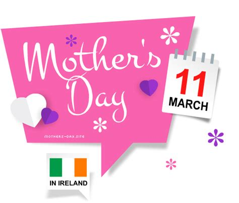 mothers day date 2018 when is s day 2018 in ireland