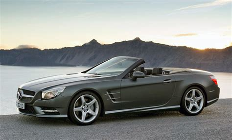 2012 Mercedes Sl550 by 2013 Mercedes Sl550 Features Machinespider