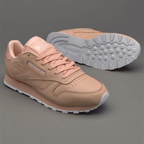 Sepatu Merk Reebok sepatu sneakers reebok original classic leather pastel and