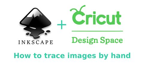 inkscape tutorial banner cut n edge crafts tracing images in inkscape