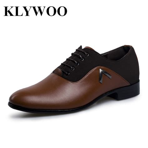 mens oxford dress shoes klywoo brand new simple style dress shoes leather