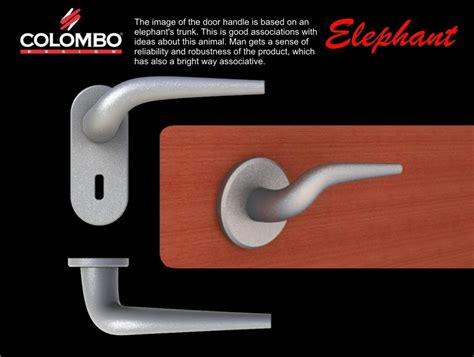 Designboom Elephant | elephant door handle designboom com