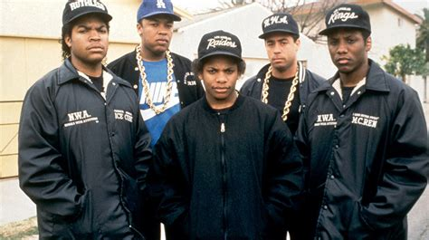 Nwa Compton forget outta compton this is the real story
