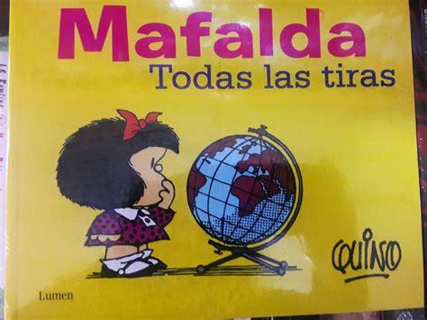 mafalda las tiras 8426418767 mafalda todas las tiras o toda mafalda 339 00 en mercado libre