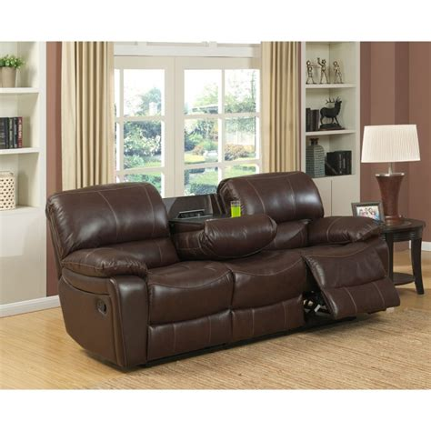sams club ottoman marks and cohen delancy leather reclining sofa boutiqify