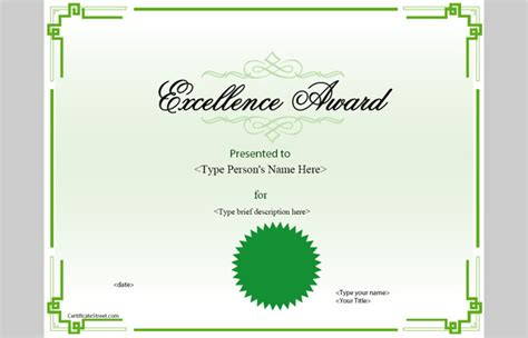 school certificate template certificate template for school exle of school