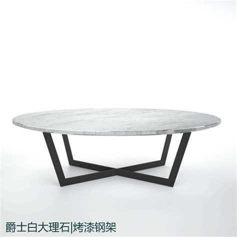 stone coffee tables with modern style sir custom stainless steel paint white natural marble oval