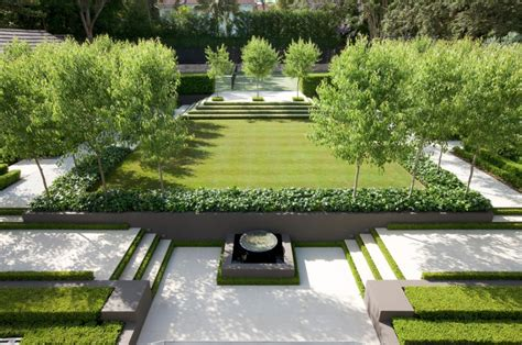 Garden Design by How To Add Modern Elements To Your Landscape Design