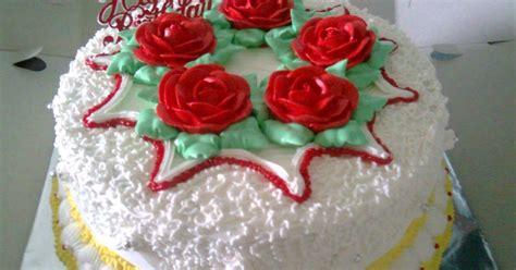 cara membuat kue ulang tahun praktis cara membuat kue ulang tahun yang enak