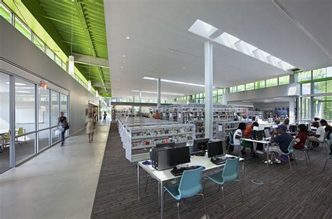 library design anacostia library by freelon group buildipedia