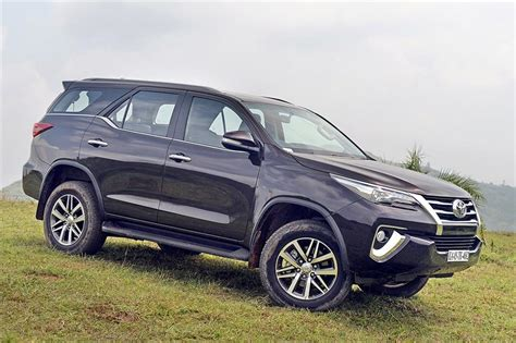 Toyota Fortuner 2017 2017 Toyota Fortuner Review Changes Interior Price Photos