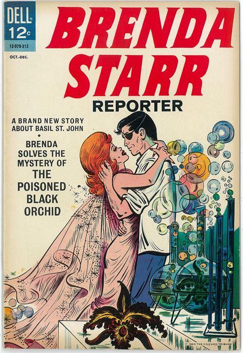 comic book reporter brenda reporter 1 fn vf da card world
