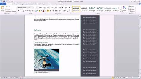 print layout view word 2007 word 2010 use print layout view for most document