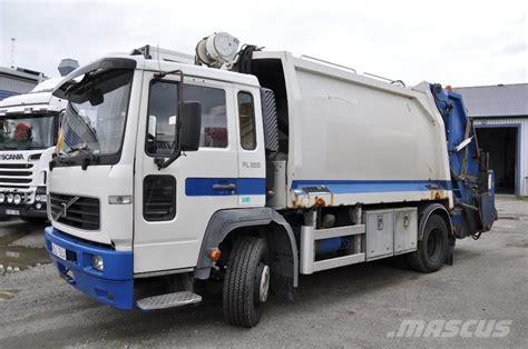 volvo fl6 for sale used volvo fl6 4x2 garbage trucks recycling trucks year
