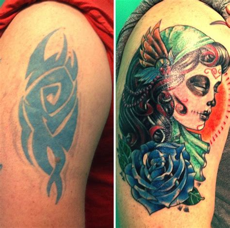 tattoo cover up show creative cover ups that show even the worst tattoos