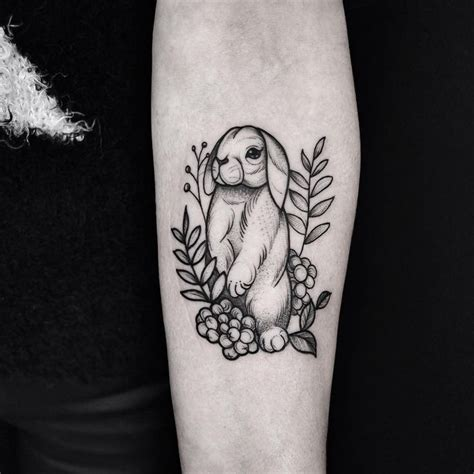 rabbit tattoos designs 17 best ideas about bunny tattoos on tattoos