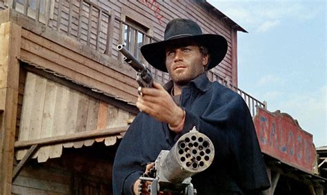 film komedi western a spaghetti western roundup at film forum the new york times