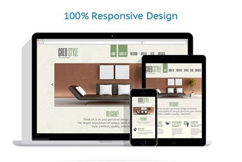 html responsive design layout joomla vorlage 47855 f 252 r innenarchitektur