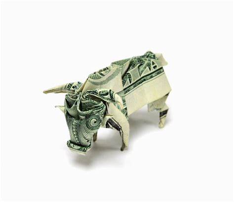 Origami Out Of A Dollar Bill - amazing origami using only dollar bills 171 twistedsifter