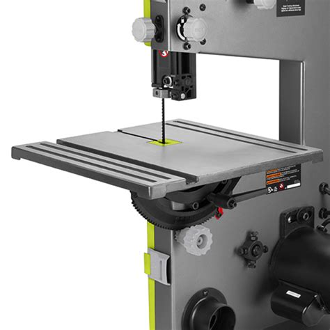 ryobi 2 5 9 in band saw in green bs904g the home depot