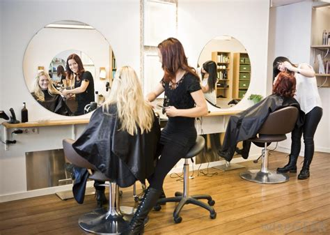 what are looking for in a hair salon salon price
