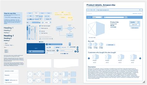 visio wireframe template a wireframe kit for drawings and 5 reasons it beats