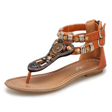 sandals with strings womens sandals 2015 fashion bohemian sandals string bead