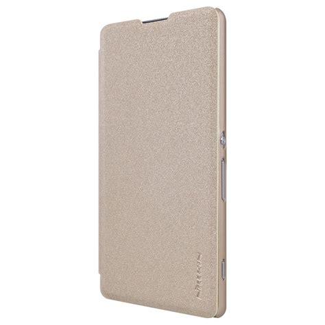 Sony Xperia Xa Flip Cover Nillkin Sparkle 1 nillkin sparkle sony xperia xa xperia xa dual flip cover