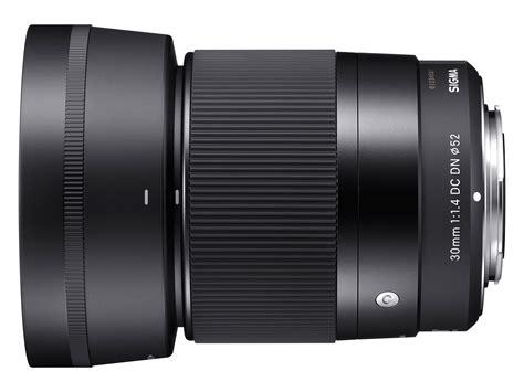 Sigma 30mm F1 4 E Mount sigma 30mm f 1 4 dc dn contemporary lens mc 11 af mount