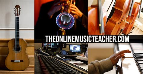 Make Money With Music Online - make money teaching music online the online music teacher