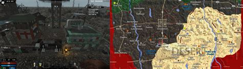 places of interest in map 7 days to die navezgane map and all places of interest