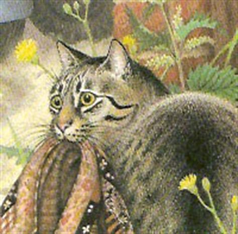 The Patchwork Cat - nicola bayley illustrator and favourite books for children