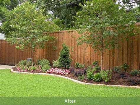 Landscape Design Dfw Backyard Landscaping In Dallas The Mueller Residence Project
