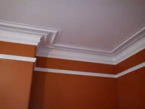 Cornice On Ceiling Ceiling And Cornice Painting Idle Bradford Paint My Pad