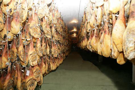 zones de production du jambon espagnol et du jambon pata negra