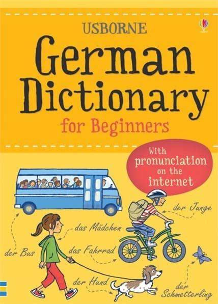 german picture books german dictionary for beginners at usborne children s books