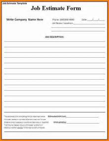 printable estimate template free printable roofing estimate forms studio design