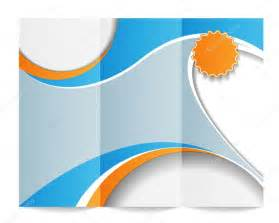 plantilla folleto tr 237 ptico vector de stock 43349887