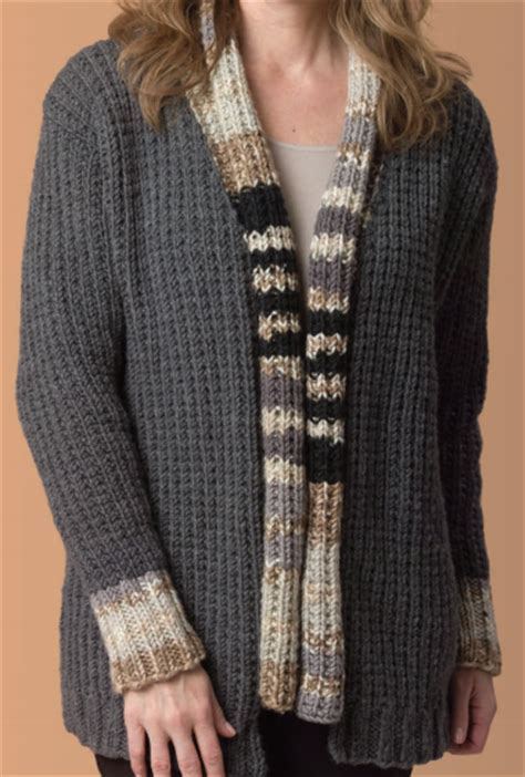 simple knitted cardigan pattern easy sweater knitting patterns in the loop knitting