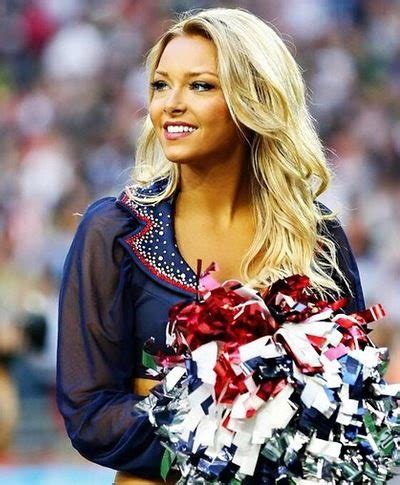 camille kostek patriots cheerleader view image camille kostek rob gronkowski s cheerleader girlfriend