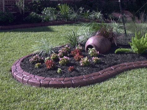 Creative Curb Concepts Photos Of Landscaping Sted Concrete Landscape Borders