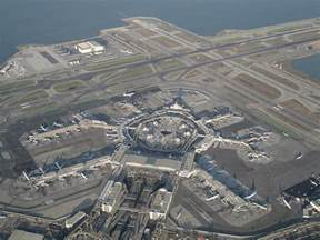 National Car Rental San Francisco International Airport Sfo Airport Sinkhole Emergency As Flight Volume Soars