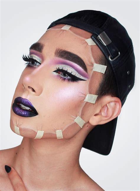 james charles makeup art 17 of james charles most mind blowing halloween makeup