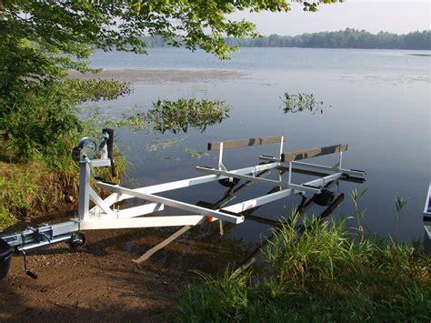 pontoon boat trailers in wisconsin pontoon trailers pontoon boat trailers for sale in wisconsin